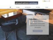 ARNAUD SALMON CARRELAGE à Dinard expert du carrelage