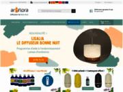 Boutique de diffuseurs de bien-être pour toute la maison - Aroflora