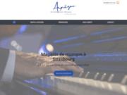 Arpèges Armand Meyer - votre magasin de musique à Strasbourg en Alsace
