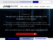 Cybersécurité ARS Solutions Québec