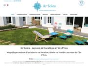 Ar Solea maison de location à l'île d'Yeu