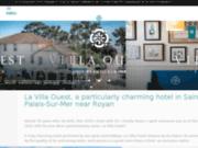 Hotel bord de plage - Charente Maritime - Art's Hôtel