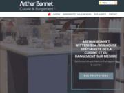 Arthur Bonnet cuisiniste sur mesure dans le Haut-Rhin