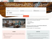 Articonnex, plateforme de location et vente entre artisans