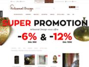 Artisanat Design : Boutique de déco marocaine