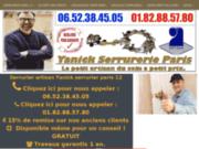 Yanick Serrurerie