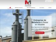 ART METAL Industrie des 3 frontières, métallerie à Rettel