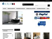 Boutique de colonnes, parois et receveurs de douche