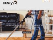 Jeto Husky à Horbourg-Wihr, systèmes d'aspiration centralisée