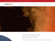 Mizatec, équipements de dépoussiérage industriel