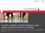 AssurAlliance : réseau d'agences Axa dans les Bouches-du-Rhône