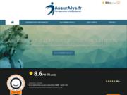 AssurAlys - site de comparaison d'assurances et mutuelles