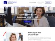 Axa Assurance Ophélie Fanton