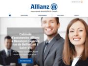 Allianz Barreiros & Danis à Besançon et Saint Vit