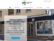 L'agence GAN Assurances DROZ Vincent à Morteau