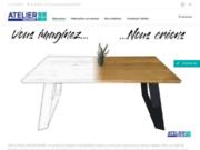L'Atelier à Pertuis : création de meubles sur-mesure en France