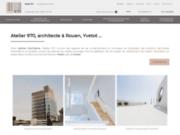 Cabinet architecture Yvetot, Le Havre