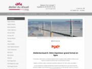 Atelier du Visuel : impression numérique grand format