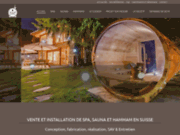 Magasin de saunas en Suisse