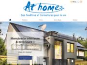 At Home, entreprise de menuiserie en Île-de-France