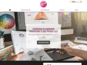 SARL Atout PUB : Entreprise spécialisée dans le marquage publicitaire près de Lille