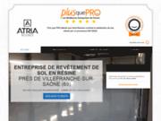 Atria Résines, entreprise de revêtements de sol