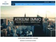 Atrium Immobilier, l'expert de l'investissement immobilier à Libourne