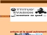 Attitud'Evasion - Rando quad Maroc