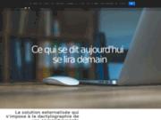 Saisie d'enregistrements audio dans un format texte de type word