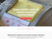 Webmarketer freelance et community manager freelance