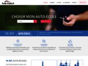 Auto-ecole.fr le guide qui vous aide à choisir votre auto-école