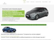 Assurance auto résilié pour non paiement tarif pas cher