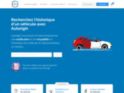 Autorigin - Découvrez l'historique d'un véhicule