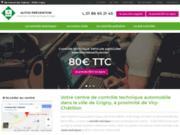 Centre contrôle technique Autos Prévention - Grigny, 91
