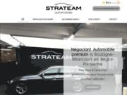 Strateam, garage automobile à Boulogne-Billancourt