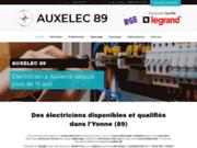 Electricité générale : AUXELEC 89 à Auxerre dans l'Yonne