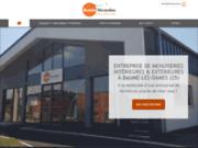 Avenir Vérandas : Entreprise de menuiserie intérieure et extérieures à Baume-les-Dames