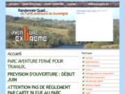 Aventure Extrême : randonnées quad dans l'Allier (03)