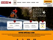 Aventures Nouvelle France, Motoneige Canada