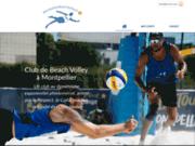 Montpellier Beach Volley dans l'Hérault