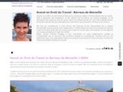 Avocat en droit du travail à Marseille
