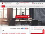 Cabinet d'avocat en droit pénal à Tourcoing