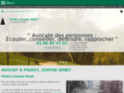 Avocat droit famille Poissy, droit des personnes Poissy, Versailles