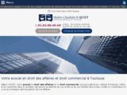 Avocat droit des affaires Toulouse