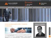 Avocat droit public à Albi