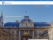 Avocat à Paris 6 - Isabelle Dangereux