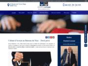Cabinet d'avocat en droit pénal à Nice