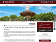 Avocat en droit de consommation à Aix-en-Provence