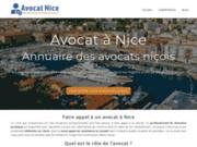 Avocats à Nice