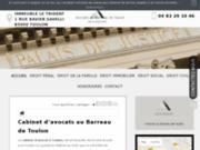 Avocat en droit de la famille à Toulon